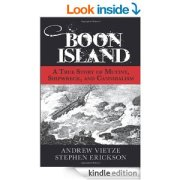 "Kindle Edition, ""Boon Island,"" from Amazon.com"
