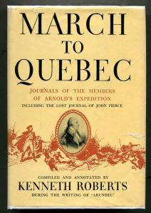 March to Quebec